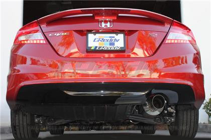 GReddy 12+ Honda Civic Si Evo3 Exhaust