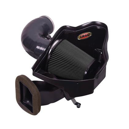 Airaid 2012 Chevrolet Camaro ZL1 CAD Intake System w/ Tube (Dry / Black Media)