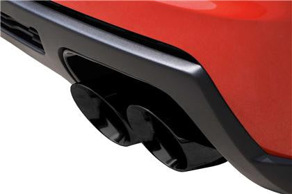 Corsa 12-13 Chevrolet Camaro Coupe ZL1 6.2L V8 Black Sport Cat-Back + XO Exhaust