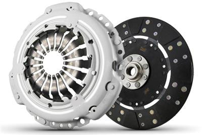 Clutch Masters 09-12 Hyundai Genesis 3.8L FX350 Fiber Tough Clutch Kit w/ Steel Flywheel