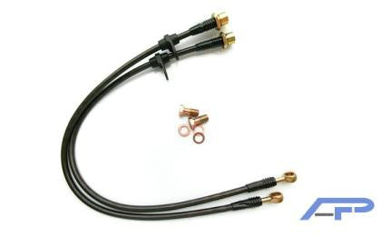 AP 05+ Scion tC Front Stainless Steel Brake lines