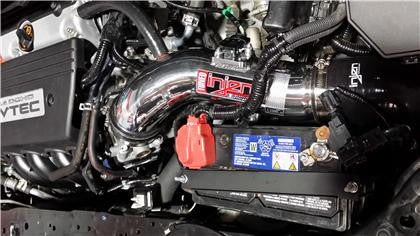 Injen 12-13 Honda Civic Si 9th Gen/13-14 Acura ILX 2.4L 4Cyl Polished True Cold Air Intake w/MR Tech