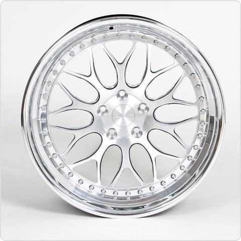 Rotiform Forged 3-Piece DAB Classic Profile