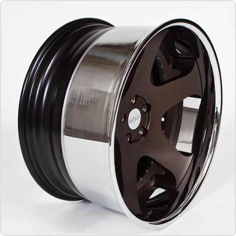 Rotiform Forged 3-Piece NUE Concave Profile