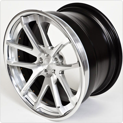 Rotiform Forged 3-Piece SNA Super-Concave Profile