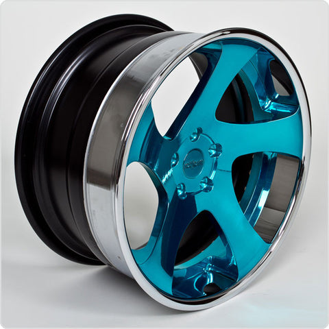 Rotiform Forged 3-Piece TMB Concave Profile