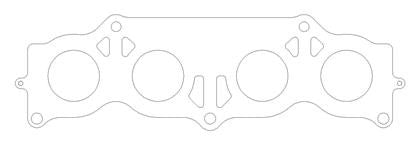 Cometic Scion 2AZFE 2.4L 01-UP Exhaust .030 inch MLS Head Gasket 1.890 inch Round Port