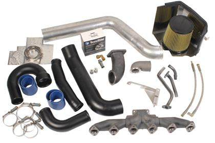 BD Diesel INSTALL KIT HP/LP Turbo - Ford 2008-2010 6.4L PowerStroke