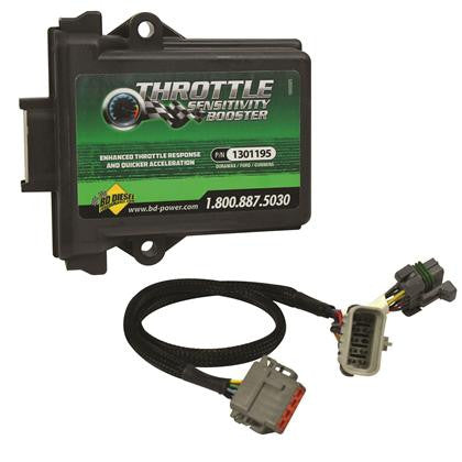 BD Diesel Throttle Sensitivity Booster - Chevy 2001-2005 6.6L Duramax