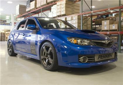 Perrin 08+ WRX/STi FMIC Silver Core and Beam