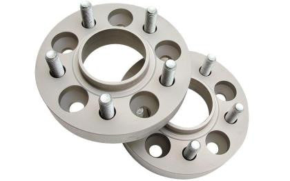 Eibach Pro-Spacer System - 15mm Spacer / 5x114.3 Bolt Pattern / Hub Center 66.1 for 03-08 350Z 3.5L