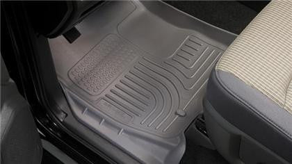 Husky Liners 2012 Ford Focus (4DR/5DR) WeatherBeater Combo Gray Floor Liners