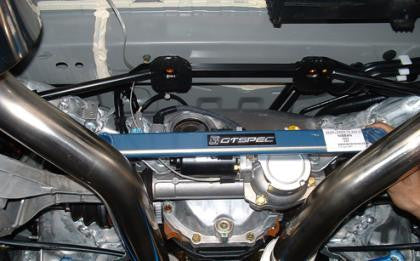 GTSPEC Rear Tie Brace for 350Z /G35/G37 **does not fit vehicles with active steering**