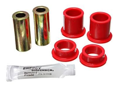 Energy Suspension 13 Scion FR-S / Subaru BRZ Red Rack and Pinion Bushing Set