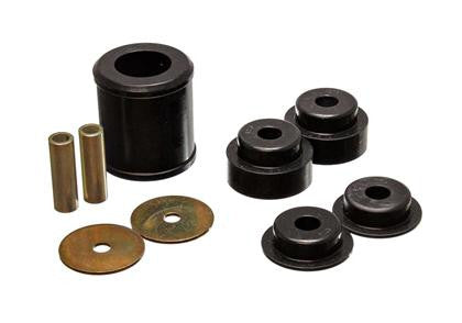 Energy Suspension 02-09 350Z / 03-07 Infiniti G35 Black Rear Differential Bushing Set