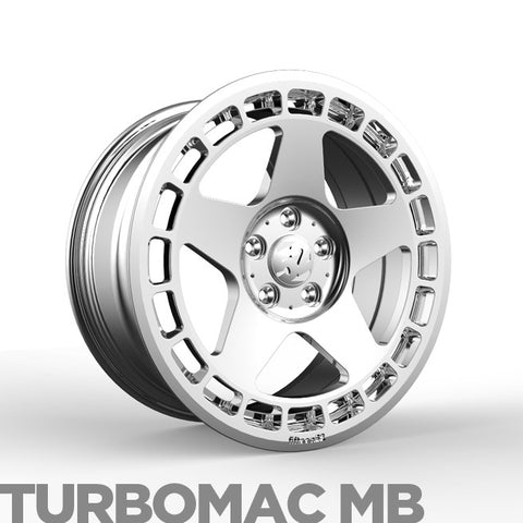 1552 Forged Monoblock Turbomac