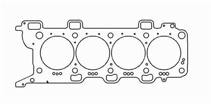 Cometic 11 Ford Modular 5.0L 94mm Bore .040 Inch MLS Left Side Headgasket