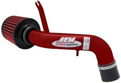 AEM 94-01 Integra GSR Red Short Ram Intake