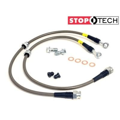 Stoptech 08-09 BMW M3 (E92) SS Front Brake Lines