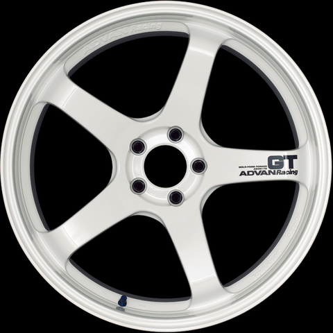 ADVAN GT Range - Racing White