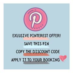 Pinterest Guided Mind Clearance therapy session online offer