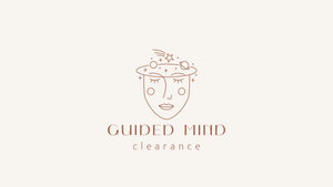 Guided Mind Clearance Gift Voucher