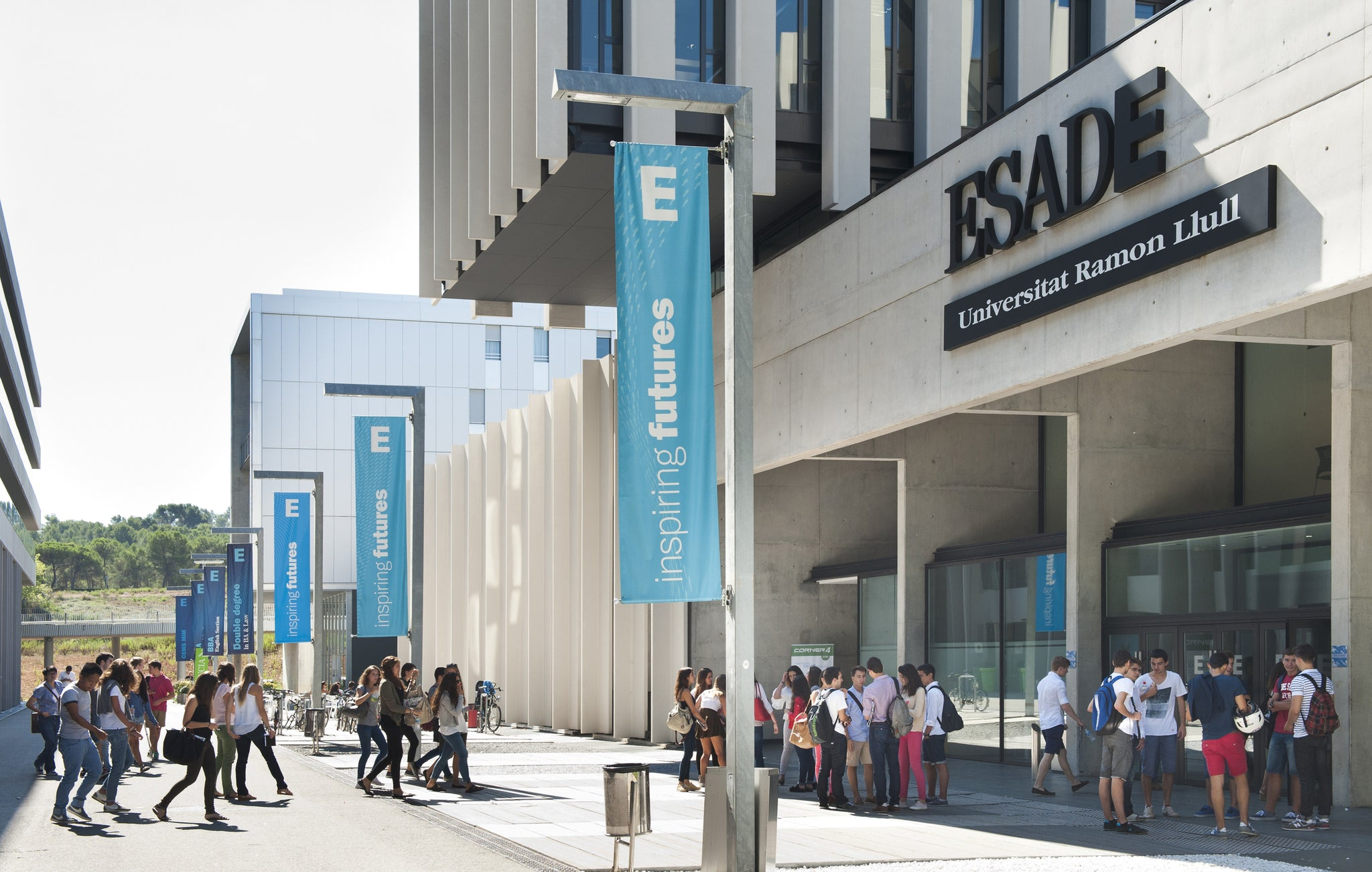 Lecture about Ethical Fashion at ESADE Business School
