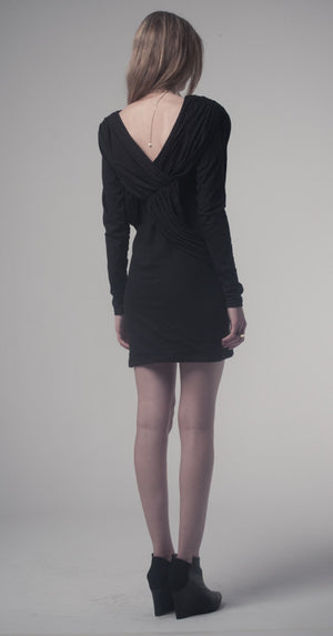 Rebelroot Drape Dress