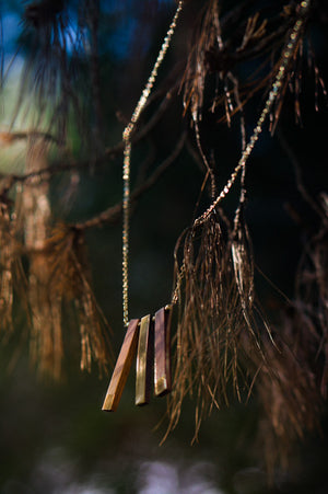 Forest long Necklace