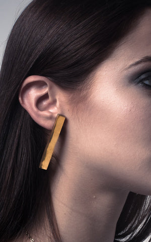 Forest Asymmetrical earings