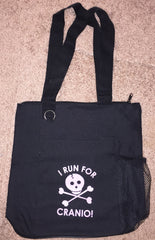 I Run For Cranio Tote Bag - SALE