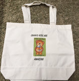 Cranio Care Bears tote bag