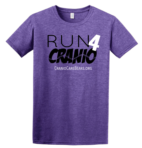 SALE-Run4Cranio 5K Run T-Shirt