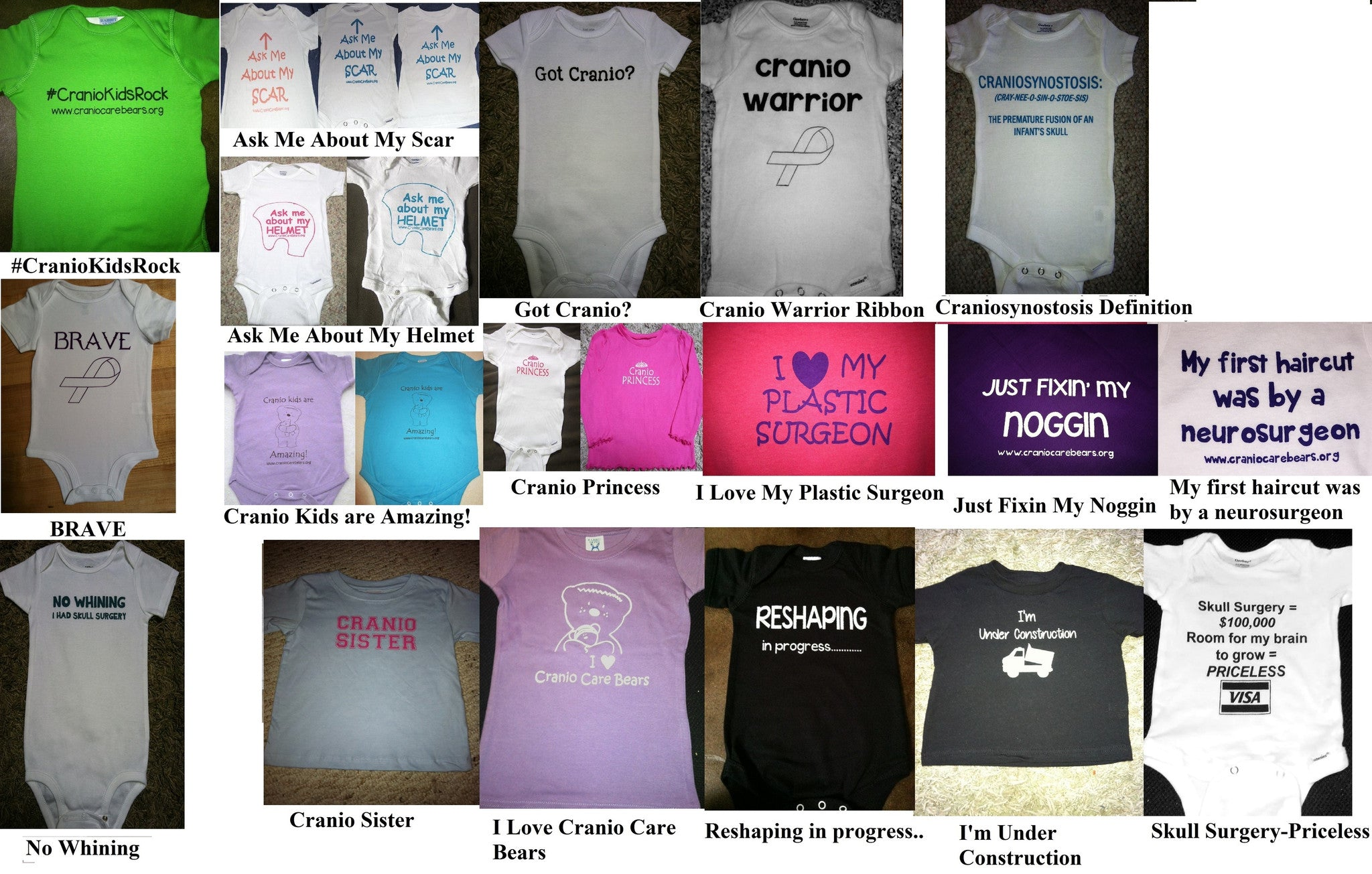 #2 Children's Custom Made Onsies/Tshirts-Shelby