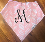 Customizable Bandana Bibs-Set of 4!