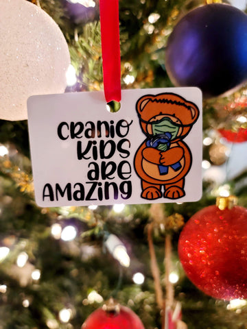 Cranio Kids are Amazing Ornament