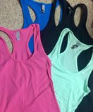 Customizable Woman's Tank Tops