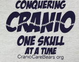 Conquering Cranio One Skull at a Time Onsies