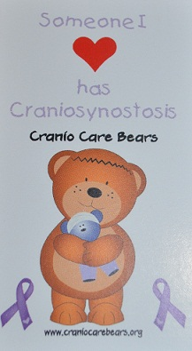 Someone I Love has Craniosynostosis Magnet