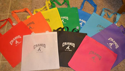 Cranio Est. at Birth Tote