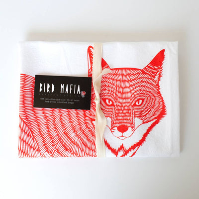 Bird-mafia-cotton-tea-towel-vixen