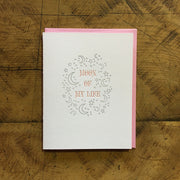 Game of Thrones Letterpress Cards