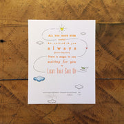 This is How Magic Works - Collaboration from Teafly and Green Bird Press