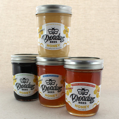 Broadus Bees Honey