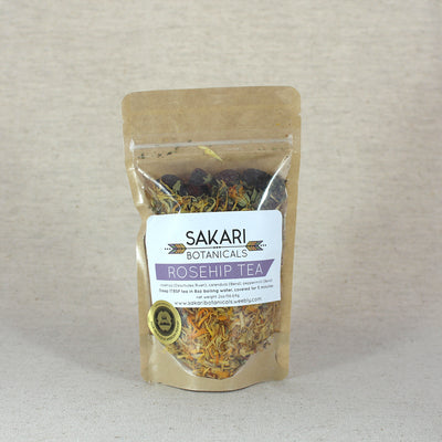 Sakari Botanicals Loose Leaf Teas