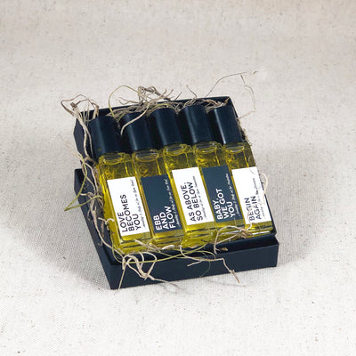 Anointing Oil Travel Set