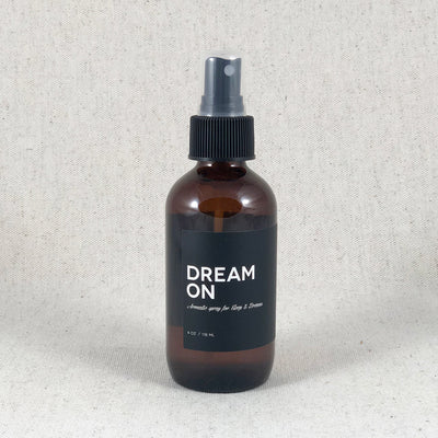 Dream On. Aromatic Spray for Sleep & Dreams from Amulette Studios