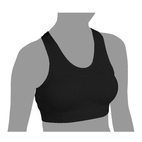 """Turtle-Shell"" Sports Bra"