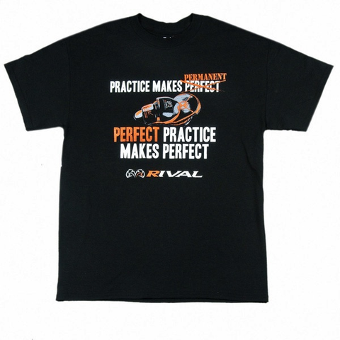 "Rival ""PRACTICE"" T-shirt"