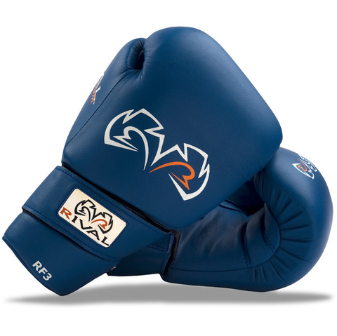 Rival RF3 Amateur Boxing Fight Gloves